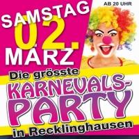 Die größte Karnevalsparty