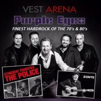 Purple, Stones & More