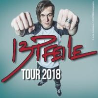 Thomas Godoj -13 Pfeile Tour 2018